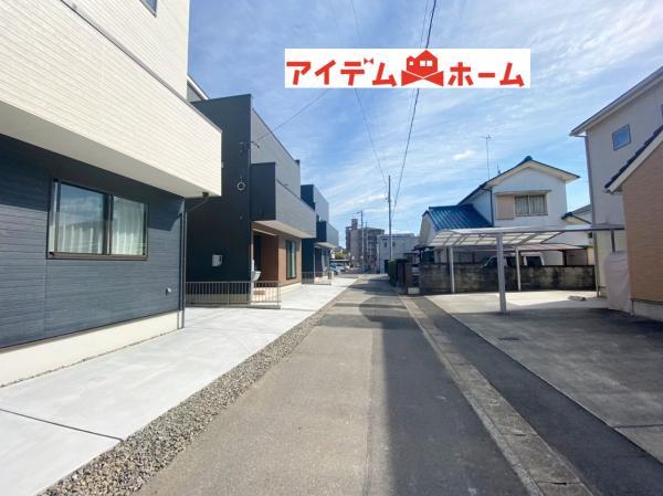 新築一戸建て 西尾市寄住町神明 名鉄西尾線西尾駅 3690万円