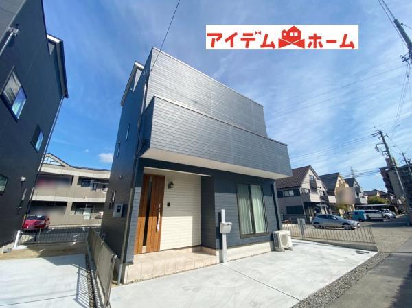 新築一戸建て 西尾市寄住町神明 名鉄西尾線西尾駅 3860万円
