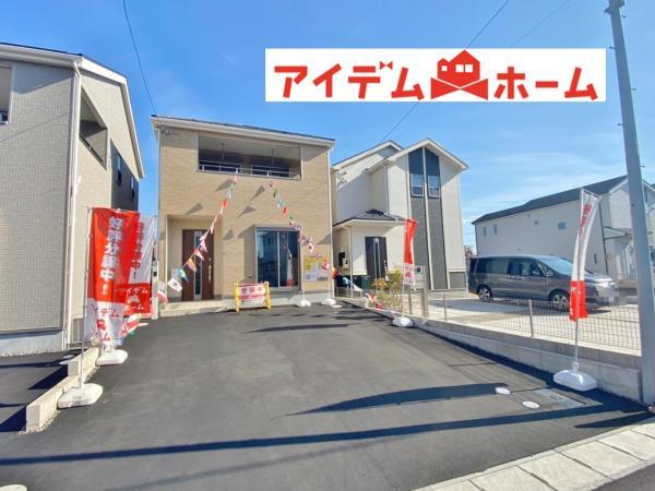 新築一戸建て 半田市浜町13 JR武豊線半田駅 2190万円