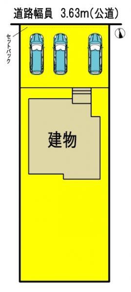 新築一戸建て 名古屋市中川区下之一色町字宮分 近鉄名古屋線伏屋駅 2980万円