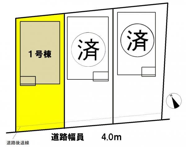 新築一戸建て 弥富市前ケ須町野方 関西本線弥富駅 2190万円