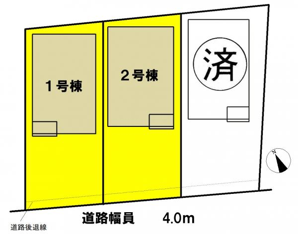 新築一戸建て 弥富市前ケ須町野方 関西本線弥富駅 2290万円