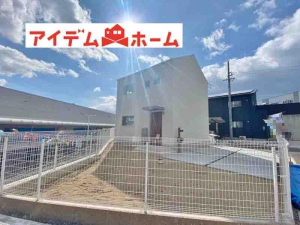 新築一戸建て 東海市荒尾町丸根1-47 名鉄常滑線新日鉄前駅 3298万円