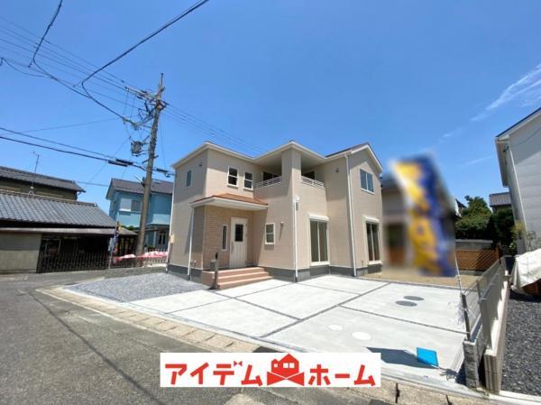 新築一戸建て 津島市老松町 名鉄尾西線津島駅 2080万円