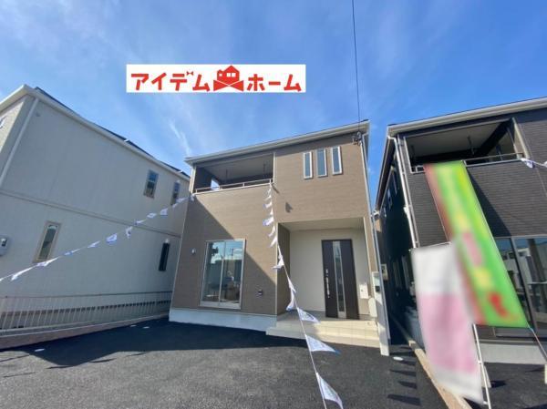 新築一戸建て 西尾市熊味町西平角 名鉄西尾線西尾口駅 3090万円
