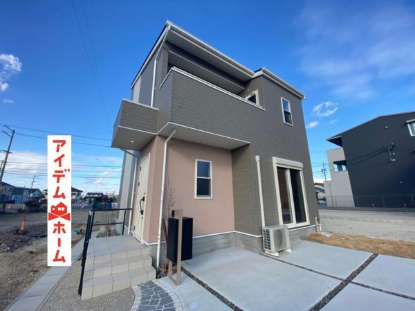 新築一戸建て 安城市桜井町伝左 名鉄西尾線桜井駅 3650万円