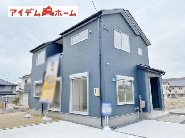 新築一戸建て 稲沢市平和町下起北63番5 名鉄尾西線渕高駅 2590万円
