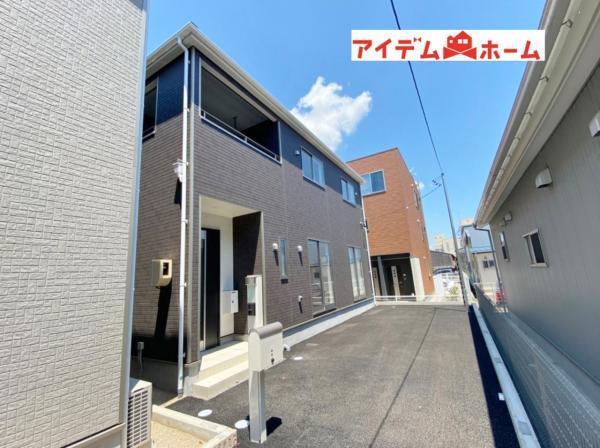 新築一戸建て 西尾市住崎町飛八 名鉄西尾線西尾駅 3190万円