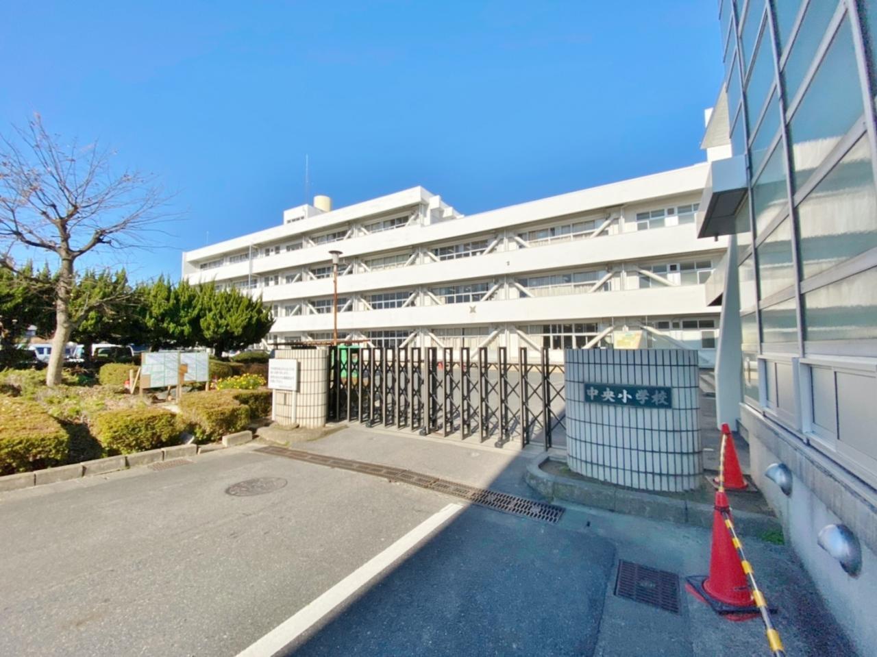 羽島市立中央小学校
