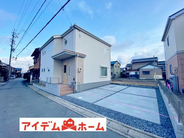 新築一戸建て 春日井市熊野町1350-54 JR中央本線神領駅 2880万円