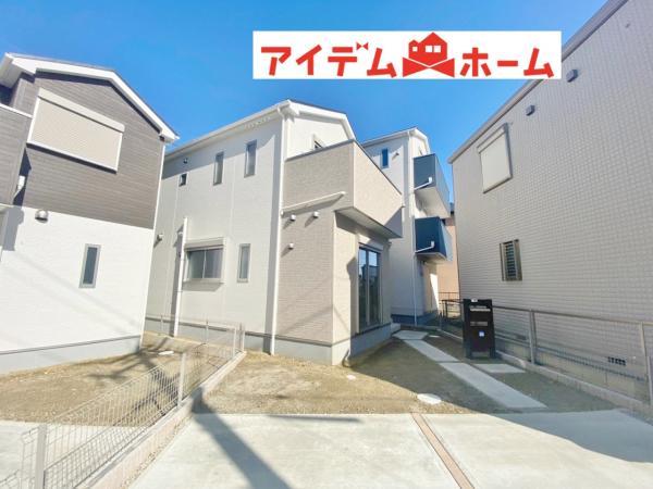 新築一戸建て 春日井市八幡町158番、157番 JR中央本線勝川駅 3290万円