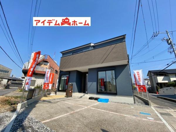 新築一戸建て 安城市桜町 JR東海道本線(熱海〜米原)安城駅 4080万円