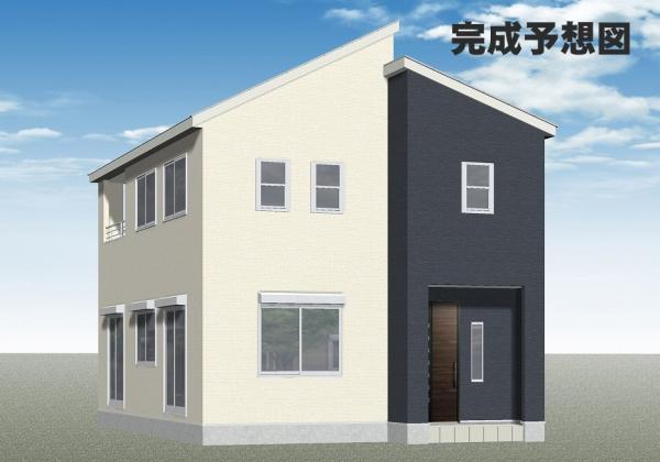 新築一戸建て 西尾市一色町一色下乾地 名鉄西尾線福地駅 2180万円