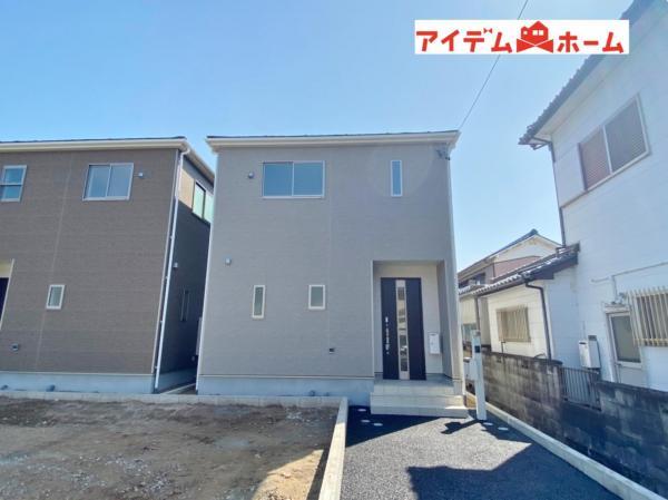 新築一戸建て 西尾市城崎町2丁目 名鉄西尾線西尾駅 2790万円