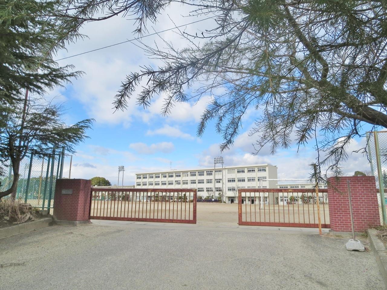 豊田市立豊南中学校