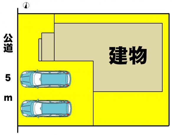 新築一戸建て 海部郡蟹江町西之森9丁目 関西本線永和駅 2580万円