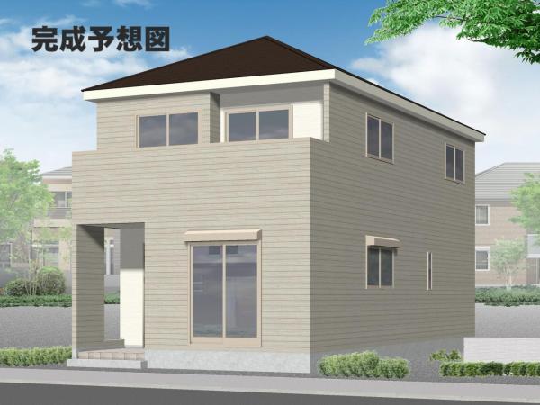 新築一戸建て 西尾市一色町一色西塩浜 名鉄西尾線西尾駅 2090万円