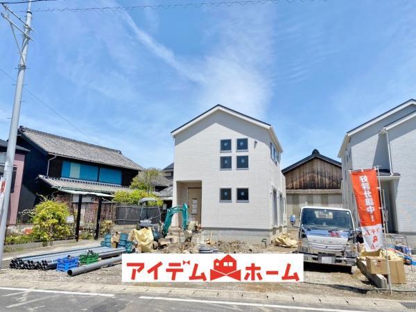 新築一戸建て 常滑市熊野町4丁目40番2、3 名鉄常滑線常滑駅 2180万円