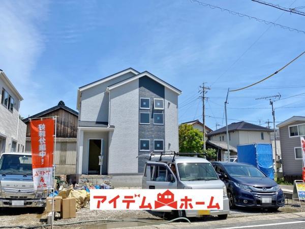 新築一戸建て 常滑市熊野町4丁目40番2、3 名鉄常滑線常滑駅 2280万円