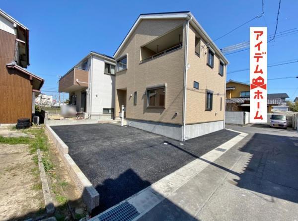 新築一戸建て 西尾市天神町 名鉄西尾線西尾駅 2690万円