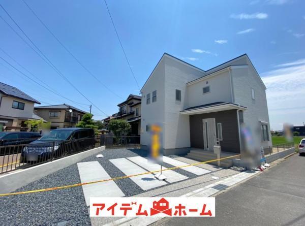 新築一戸建て 津島市中一色町柳原 関西本線永和駅 2480万円