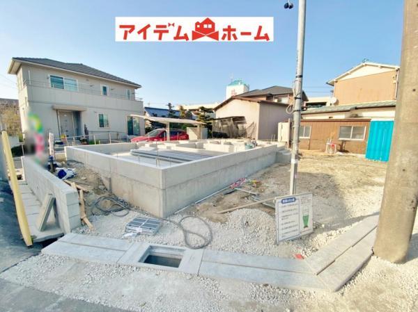 新築一戸建て 稲沢市平和町明和165番 名鉄尾西線六輪駅 1990万円
