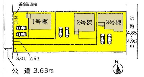 新築一戸建て 愛西市柚木町北田面 名鉄尾西線日比野駅 2560万円
