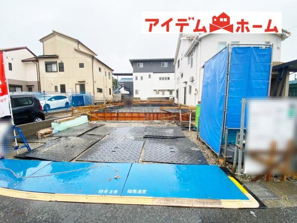 新築一戸建て 名古屋市北区如来町79番の一部、80番の一部 名鉄小牧線味美駅 3690万円