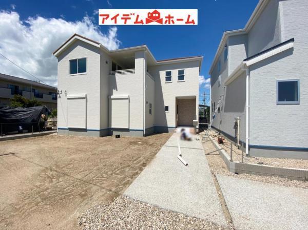 新築一戸建て 西尾市一色町一色亥新田 名鉄西尾線福地駅 2380万円