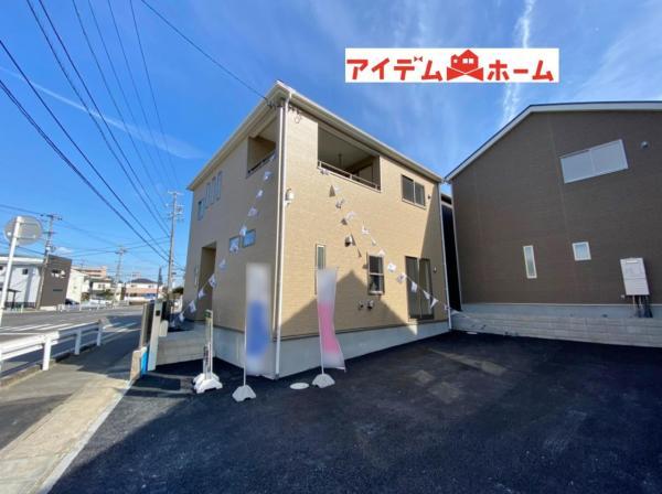 新築一戸建て 西尾市熊味町西平角 名鉄西尾線西尾口駅 2790万円