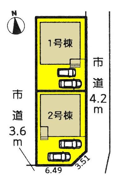 新築一戸建て 名古屋市中川区下之一色町字宮分 近鉄名古屋線伏屋駅 2880万円