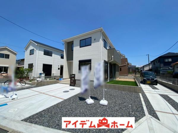 新築一戸建て 津島市老松町 名鉄尾西線津島駅 2190万円