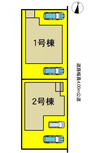 新築一戸建て 弥富市鯏浦町上六 近鉄名古屋線近鉄弥富駅 2680万円