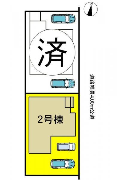 新築一戸建て 弥富市鯏浦町上六 近鉄名古屋線近鉄弥富駅 2780万円