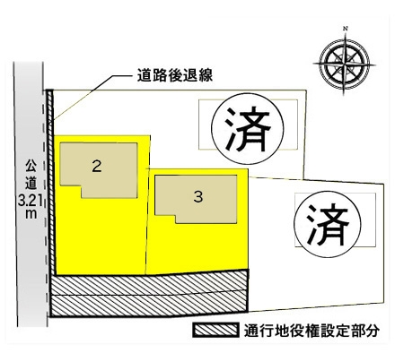 新築一戸建て 愛西市草平町開田名 名鉄尾西線六輪駅 2280万円