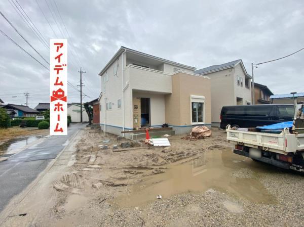 新築一戸建て 西尾市針曽根町中切 名鉄西尾線福地駅 2380万円