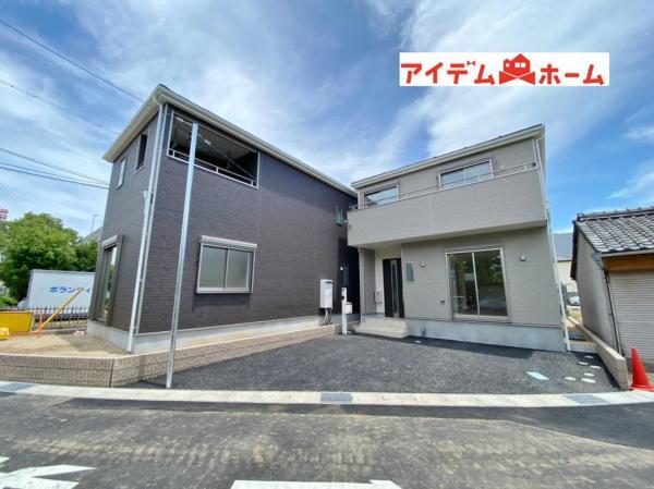 新築一戸建て 西尾市永楽町2丁目 名鉄西尾線西尾駅 2890万円