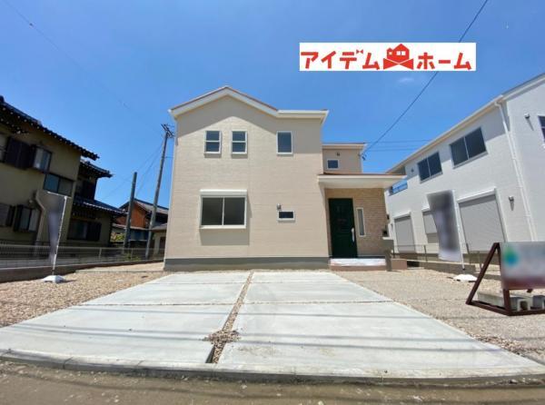 新築一戸建て 西尾市一色町一色下乾地 名鉄西尾線西尾駅 2080万円