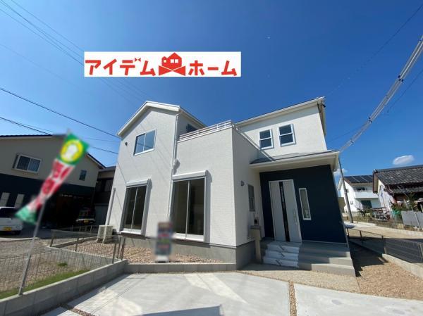 新築一戸建て 西尾市刈宿町後畑 名鉄西尾線福地駅 2380万円
