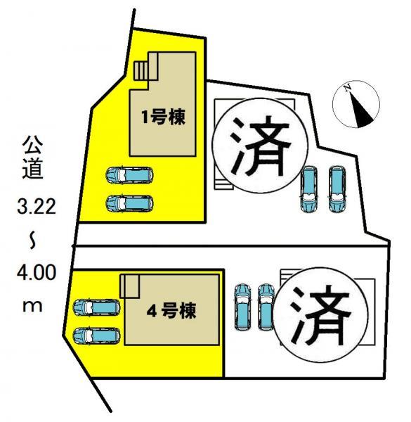 新築一戸建て 津島市中一色町市場 関西本線永和駅 2690万円