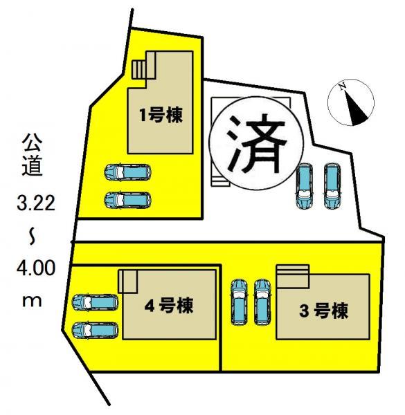 新築一戸建て 津島市中一色町市場 関西本線永和駅 2560万円