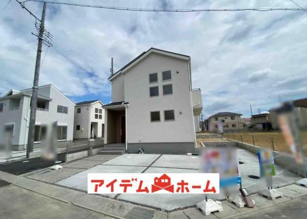 新築一戸建て 津島市中一色町市場 関西本線永和駅 2590万円