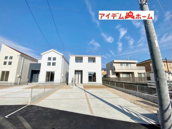 新築一戸建て 西尾市一色町一色西荒子 名鉄西尾線福地駅 2280万円