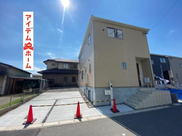 新築一戸建て 西尾市国森町百々 名鉄西尾線西尾駅 2790万円