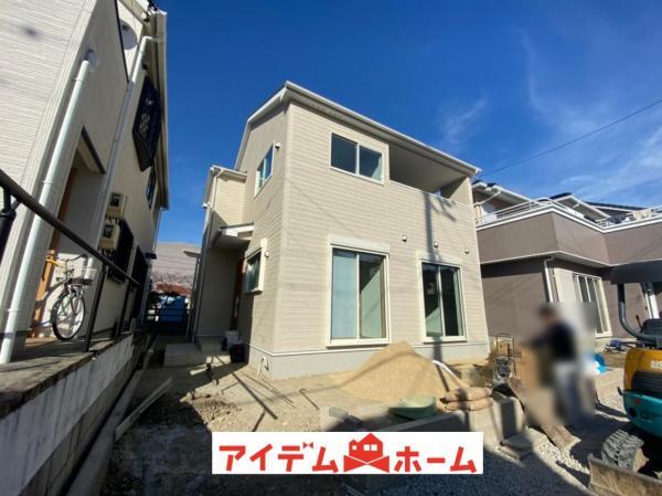 新築一戸建て 愛西市北一色町昭和 名鉄尾西線佐屋駅 2480万円