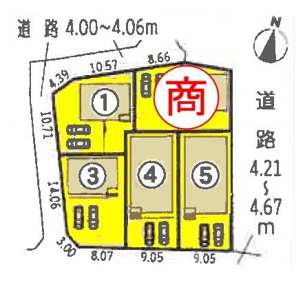 新築一戸建て 津島市鹿伏兎町西 関西本線永和駅 1990万円