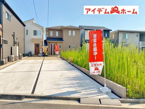 新築一戸建て 清須市土田郷上切95-2の一部 名鉄名古屋本線新清洲駅 3580万円