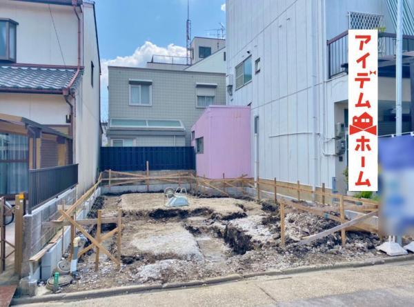新築一戸建て 名古屋市西区枇杷島3丁目17-14 名鉄名古屋本線東枇杷島駅 3680万円