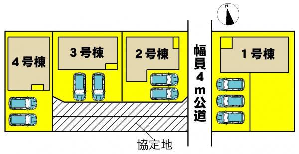 新築一戸建て 西尾市吉良町富好新田 名鉄西尾線吉良吉田駅 1990万円