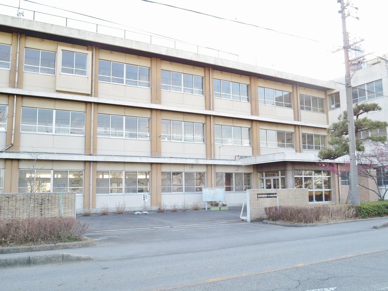 西尾市立白浜小学校